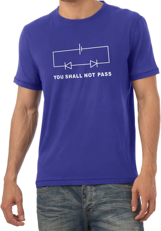 You Shall NOT Pass Nerdo Herren T-Shirt