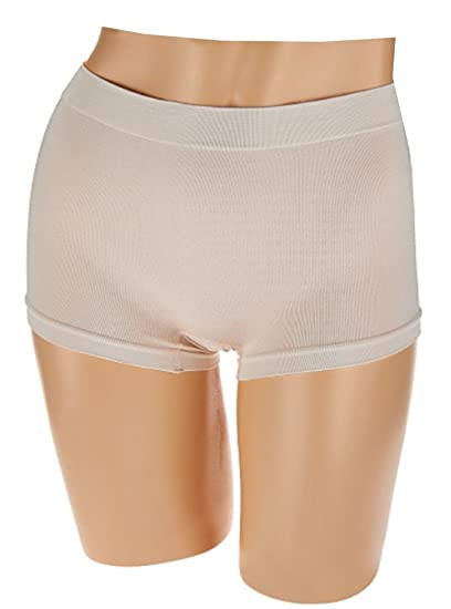 Breezies Seamless Boyshort Panties with Ultimair at Amazon Women s Clothing  store  acee4ef1efd
