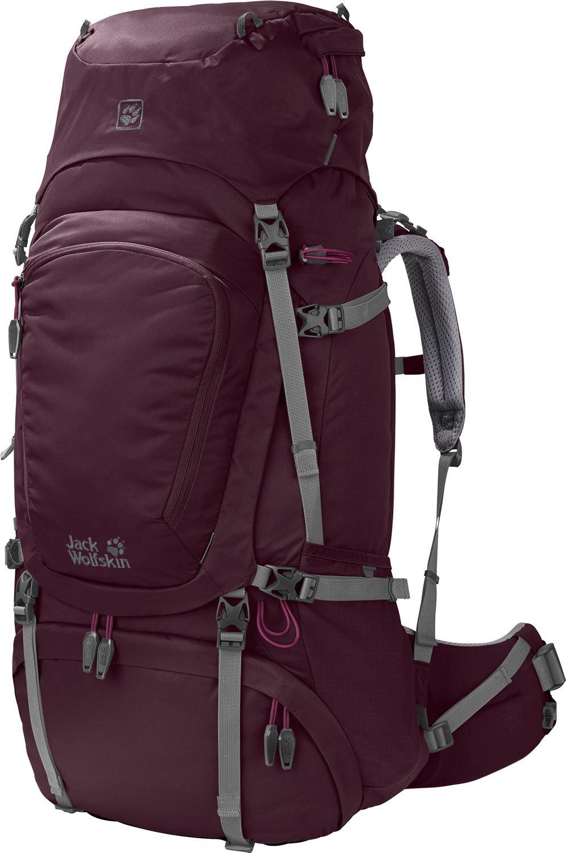 Jack Wolfskin Damen Denali 60 Wandern Outdoor Trekking Rucksack JACM8|#Jack Wolfskin