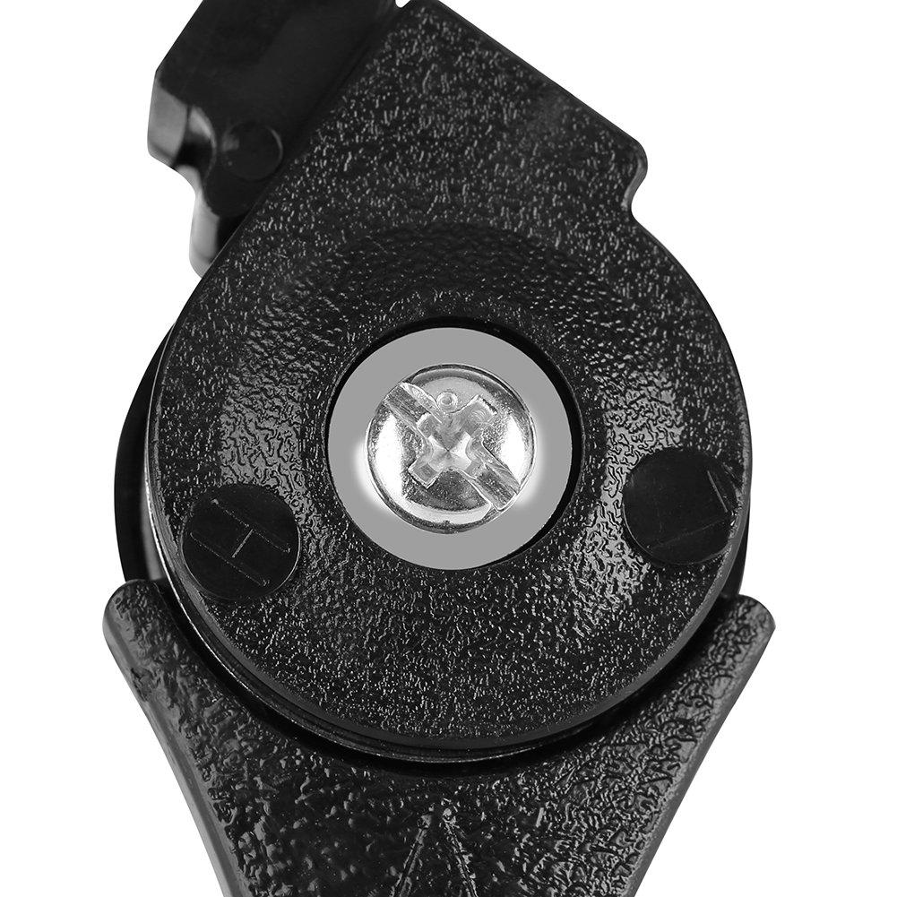 GLOGLOW 23~27mm Universal Rasenm/äher Gaszug und Einstellhebel Fit f/ür Benzin Selbstfahrende M/ähmaschine Trimmer Kettens/äge