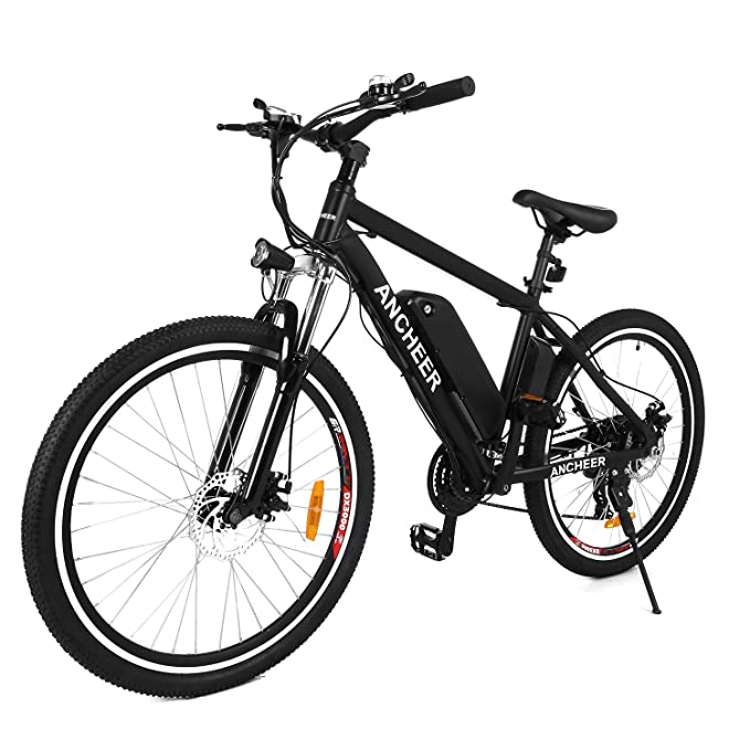 ANCHEER Electric Mountain Bike for Adults