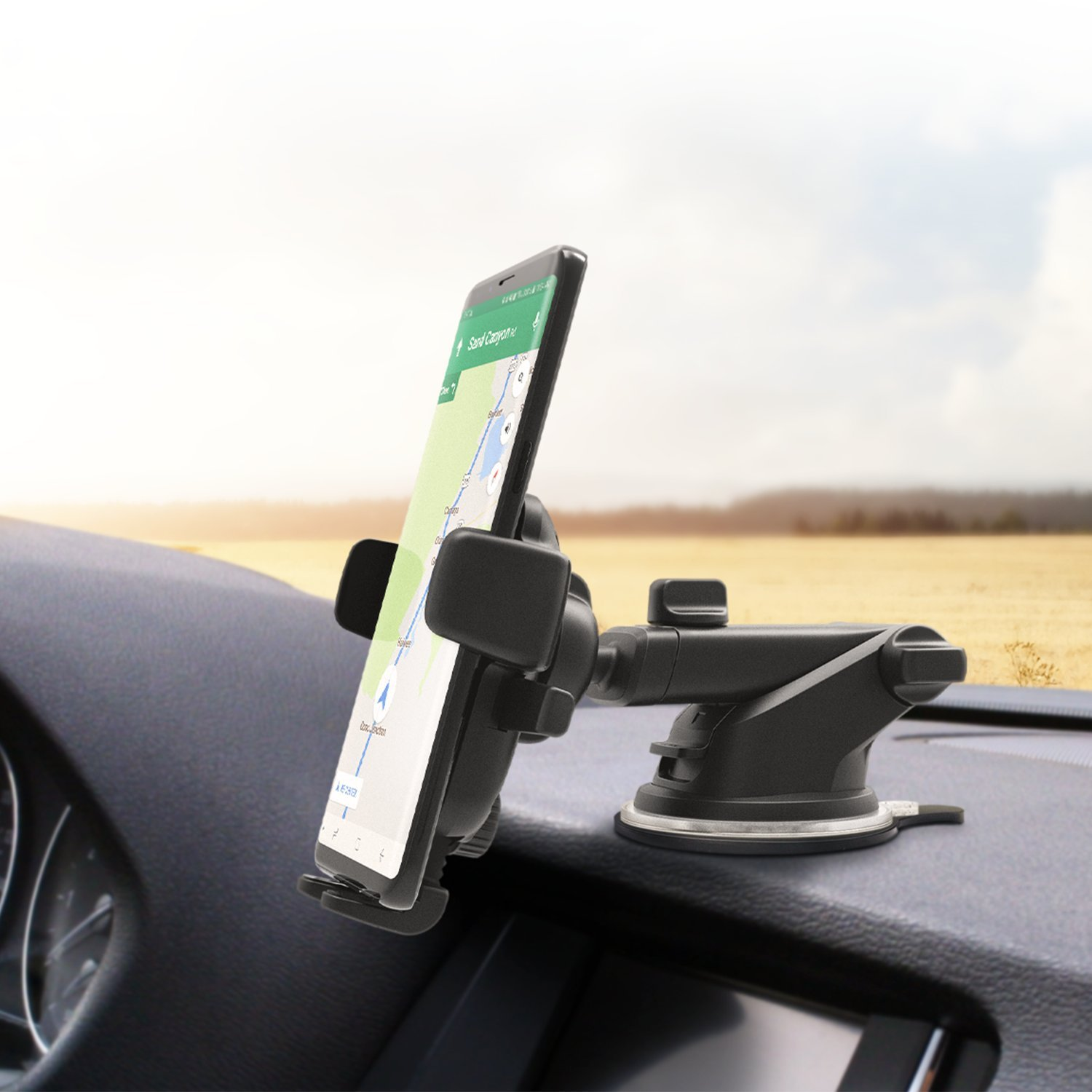 iOttie Easy One Touch Dash & Windshield Car Mount