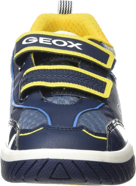 Mono Cenar Moral  Zapatos Geox J Inek Boy A Zapatillas para Niños Zapatos y complementos  motovation-accessory.com.sg