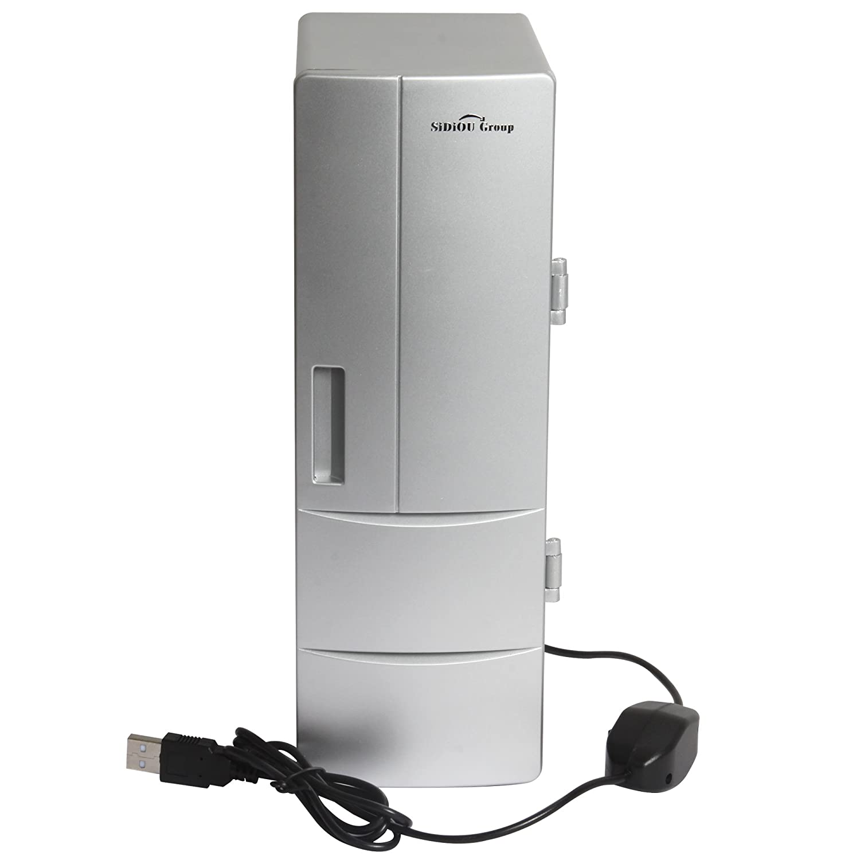 Sidiou Group USB kleiner Kühlschrank Medium Amazon puter
