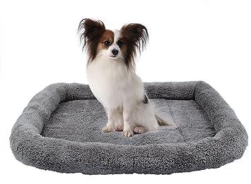 Winthome Cómoda Cama Perror Lavable,Suave Cama Plegable para Perros , Gatos, Mascotas: Amazon.es: Productos para mascotas