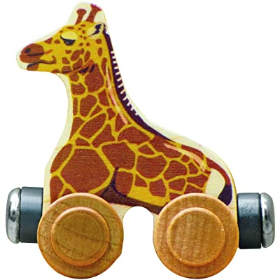 NameTrain - Jordan Giraffe - Made in USA: Toys & Games