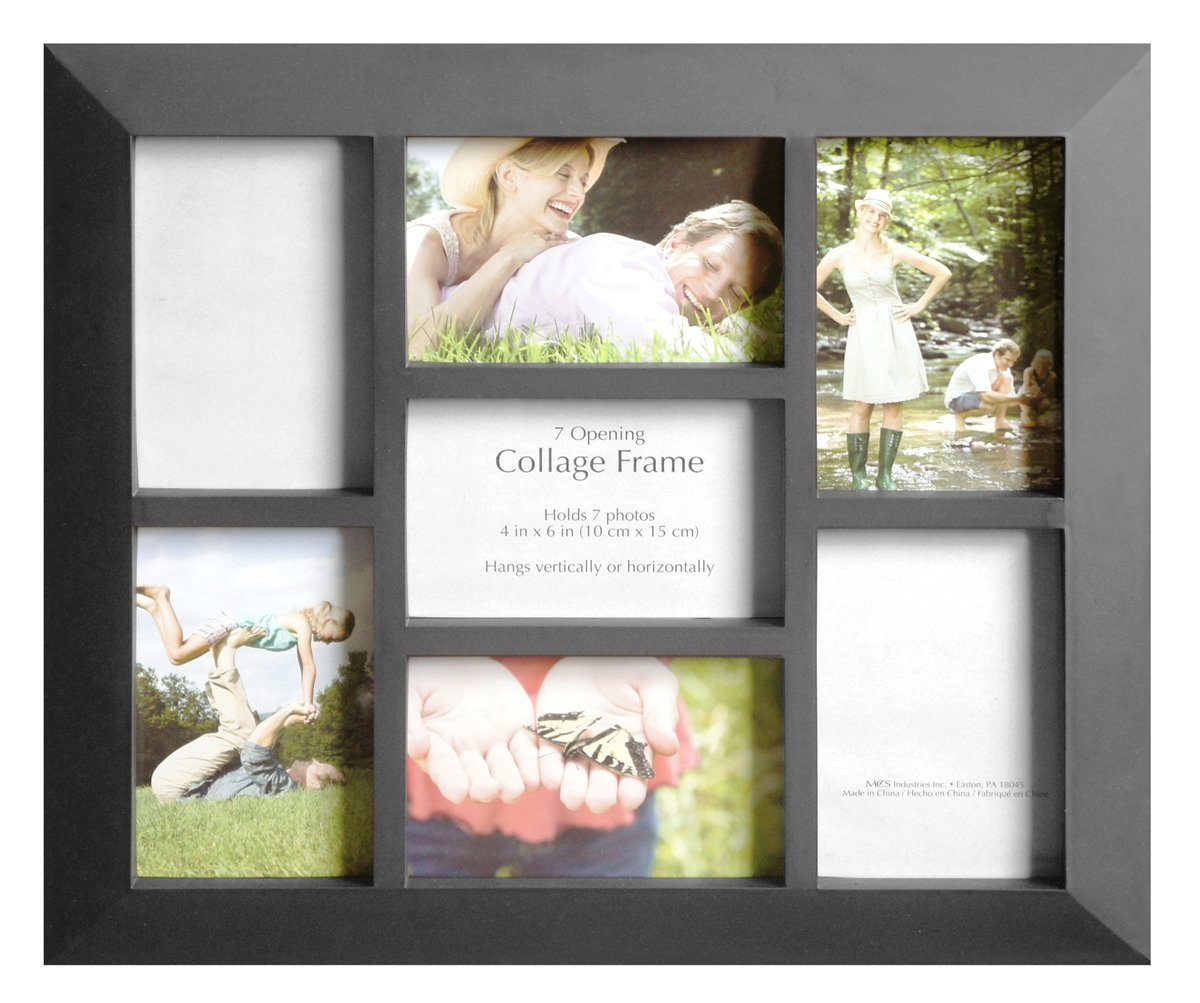Amazon.com - MCS 14x16 Inch Collage Picture Frame with 7-4x6 Inch ...