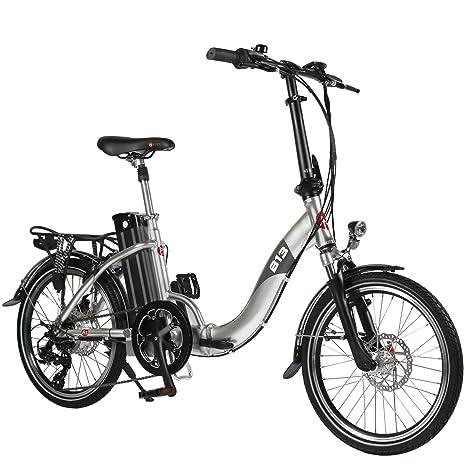 6a73355a7341c1 AsVIVA E-Bike Elektro Faltrad B13 mit 36V 15