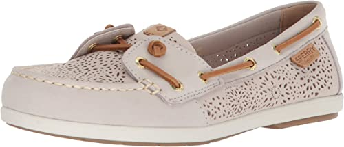 Sperry Womens Coil Ivy Geo Perf Boat