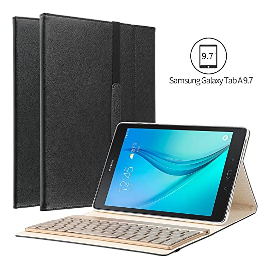 5 opinioni per Samsung Galaxy Tab 9.7 Un caso tastiera,