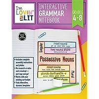 I'm Lovin' Lit Interactive Grammar Notebook, Grades 4 - 8