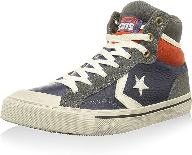 Converse Sneakers, Sneakers Basses Homme Gris GrauBlau
