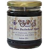 Raw Siberian Buckwheat Honey 20+ An Alternative to Manuka 340g Jar New Batch