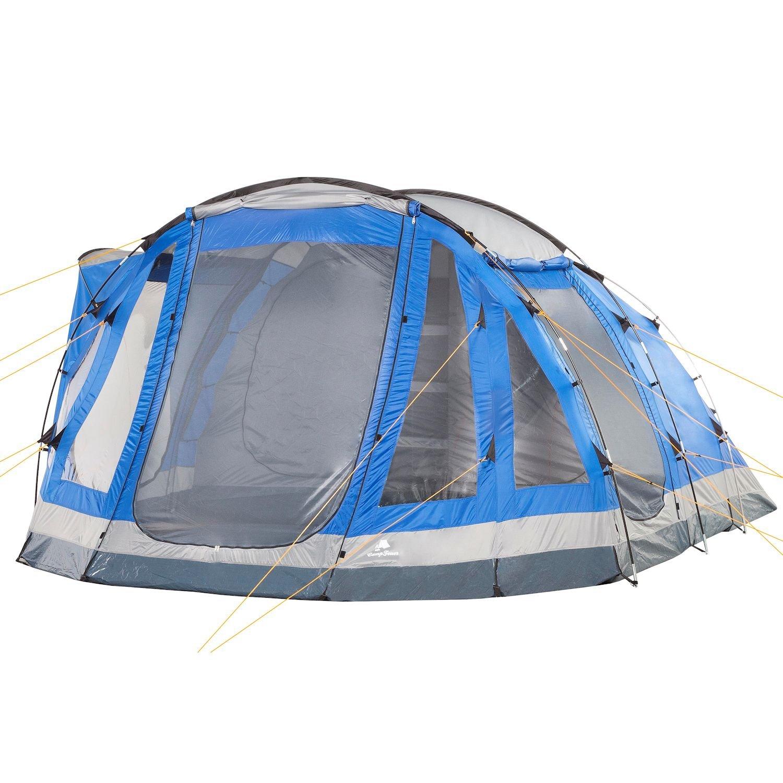 CampFeuer Campingzelt für 5 Personen
