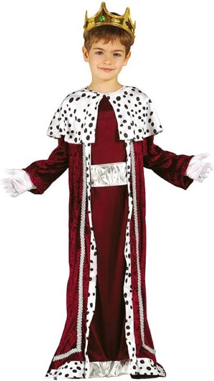Kings Robe Kids Fancy Dress Cape Xmas Christmas Nativity Kids Costume Accessory