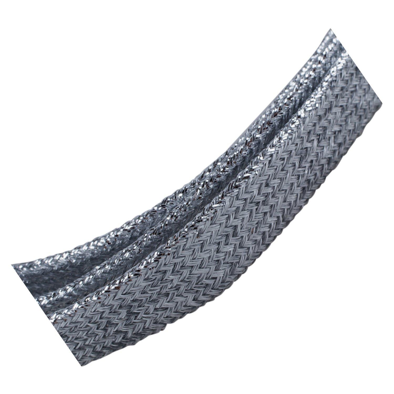 Gleader Lacci delle scarpe 47 glitter PIATTO COLORATO SPORT DANZA FANCY DRESS-argento