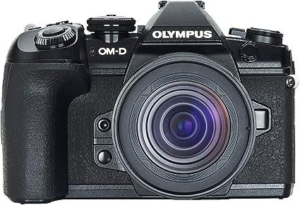 Olympus Om D E M1 Mark Ii Micro Four Thirds Systemkamera Kit Kamera