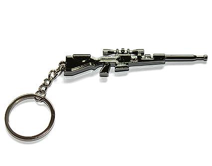 Rifle de francotirador llavero - Llavero, diseño de pistola ...