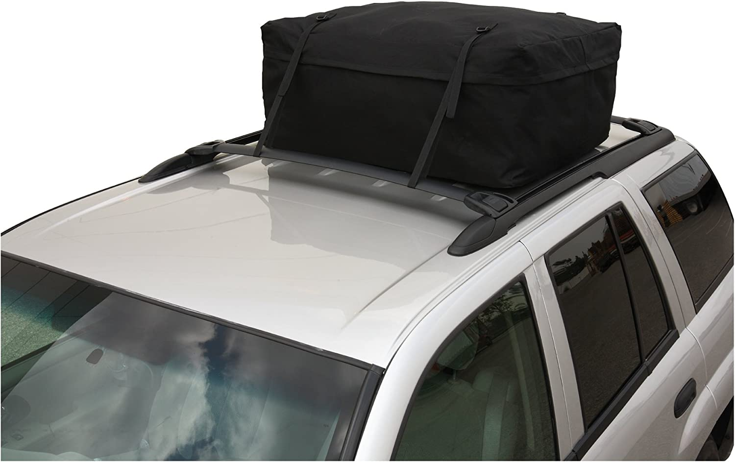 Ft 13 cu - Durable Utility Travel Bag for Road Trips and Overlanding Pilot CG-13 Weather Resistant Cargo Bag for Rooftop or Hitch Platform