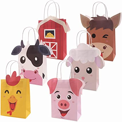 Amazon.com: Cartel de animales de granja: Toys & Games