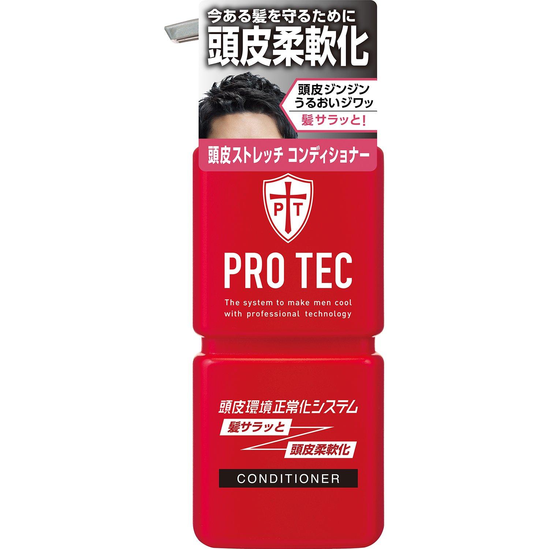 <br /> PRO TEC(プロテク) 頭皮ストレッチ コンディショナー 本体ポンプのサムネイル