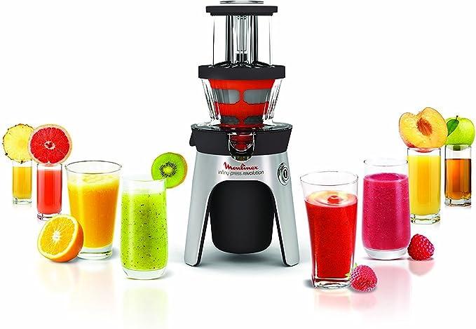 Licuadora Exprimidor Extractor de zumo verduras y frutas ZU5008 ...