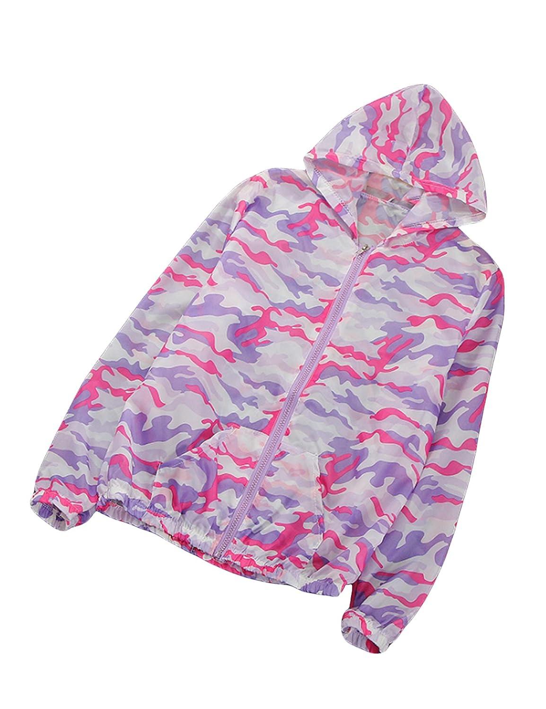 Letuwj Damen Ultraleicht Ultra Anti-UV Regenjacke Sonnenschutz Jacke LTUWBD0247-3