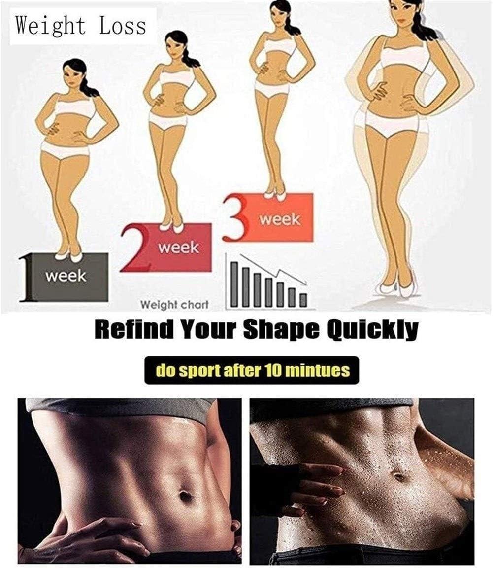 Thermal Sweat Pants Sweat Shaping /& Slimming Belt Sauna Size : 2XL CYGGA Weight Loss Pants Saunahose Hot Shaper Thermal Neopren Slimming Pants
