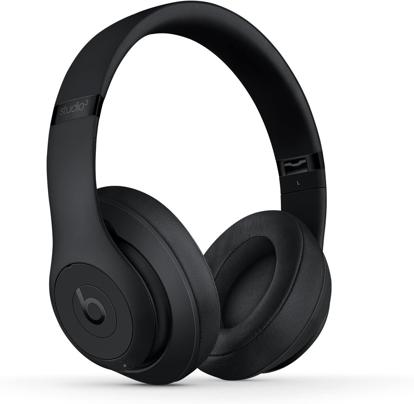 B079TLV1WW Beats Studio3 Wireless Headphones - Matte Black (Renewed) 71BdCOunW4L