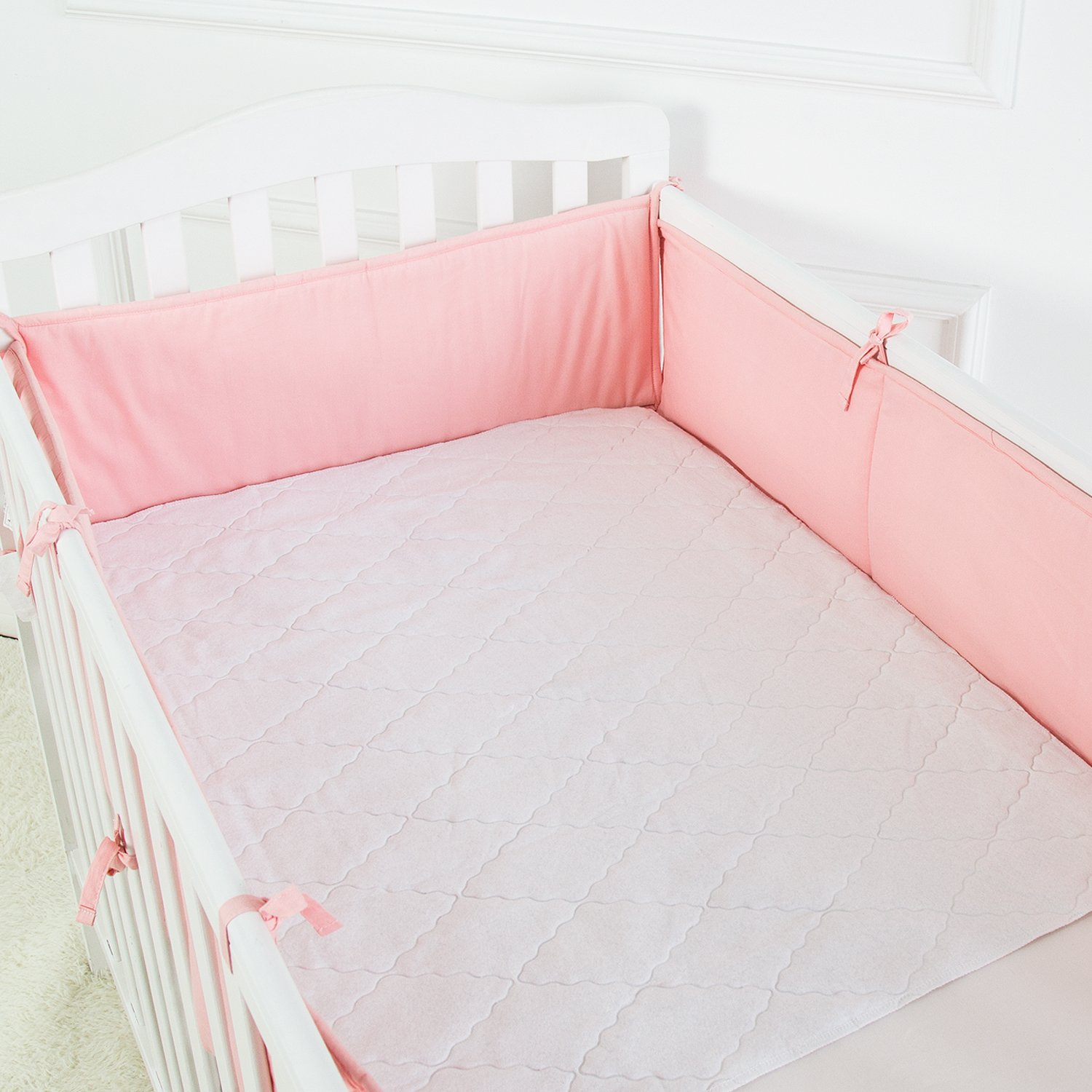 Hypoallergenic Breathable Non Toxic Natural Baby Bed ...