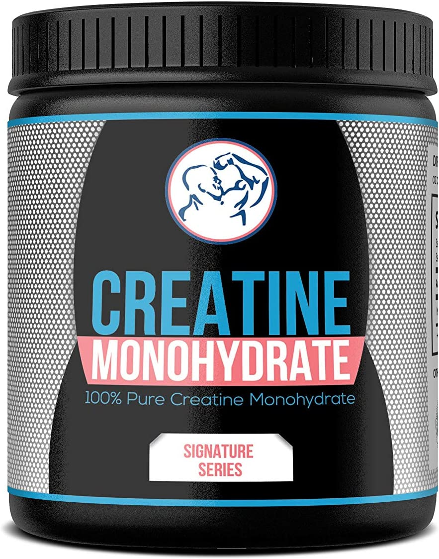 Pure Creatine Monohydrate by MANformation Labs