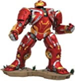 DIAMOND SELECT TOYS Marvel Gallery: Avengers Infinity War: Hulkbuster Mk2 Deluxe PVC Figure, Multicolor