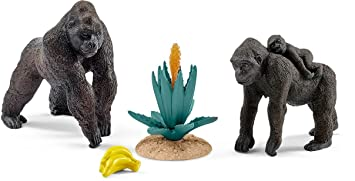 Schleich - Familia Gorila (42276)