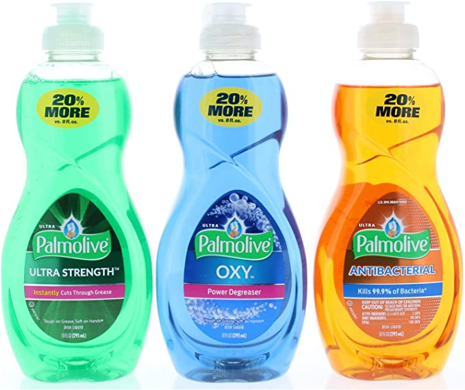 Amazon.com: Jabón para lavavajillas Palmolive de 325 ml ...