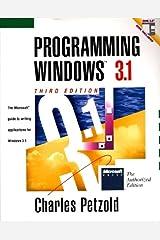 Programming Windows 3.1 Paperback