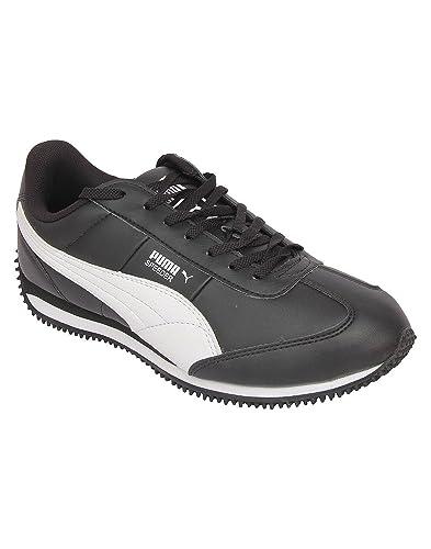 cd55133c740 Puma Men s Speeder DP Black Boat Shoes - 11 UK India(46EU)  Buy ...