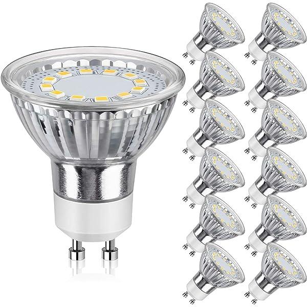 50W Halogen Bulb LE GU10 LED Bulbs