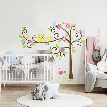 RoomMates RMK1439SLM Scroll Tree Peel U0026 Stick Wall Decal MegaPack