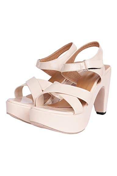 Do Bhai Cream Block Heels cheap wholesale footlocker pictures online lowest price cheap online jlnLeCpZw