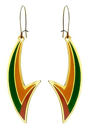 funky earrings co uk clothing