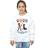 Disney Fille Coco Miguel Logo Sweat-Shirt
