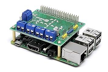 Using raspberry pi to control motor for Raspberry pi stepper motor control