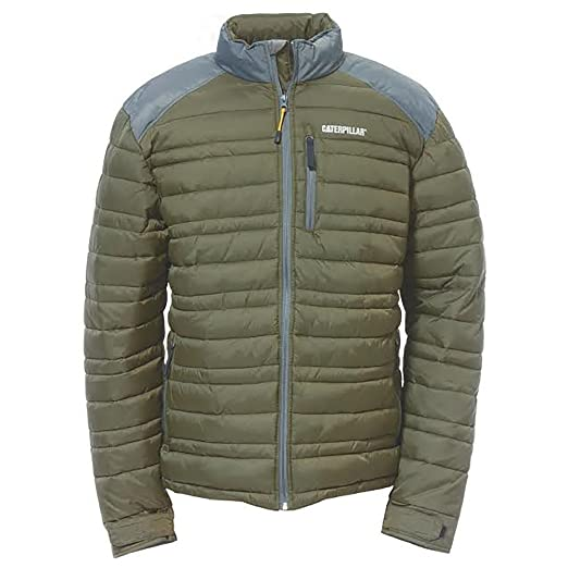 Caterpillar Mens Defender Insulated Jacket