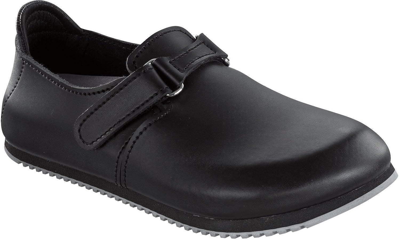 Birkenstock - Calzado de protección de cuero para mujer negro negro 39 R EU