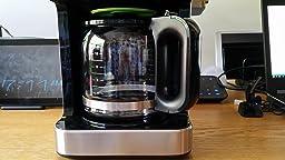 Braun Coffee Maker Leaking From Bottom : Braun KF7170SI BrewSense Drip Coffee Maker, Black: Amazon.ca: Home & Kitchen