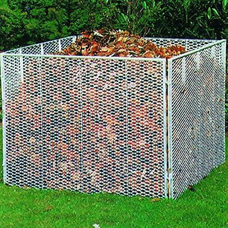 Komposter Metallkomposter Gartenkomposter Streckmetall 100 X 100 X 80 Cm 227 Amazon De Garten