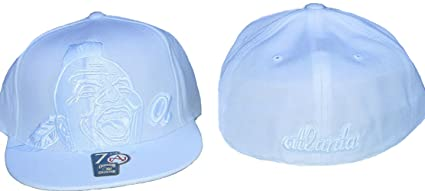 8e56ae84223 Amazon.com  Atlanta Braves Chief Noc-A-Homa Fitted Size 7 1 2 Hat ...