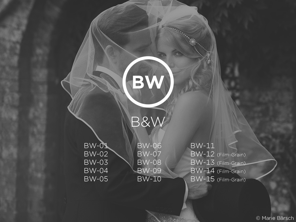 Capture One B&W Style Pack [Download]