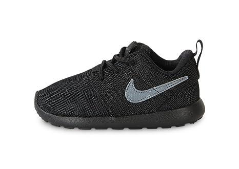 newest 1a108 026d8 Nike Roshe One Bébé Noire Noir 26