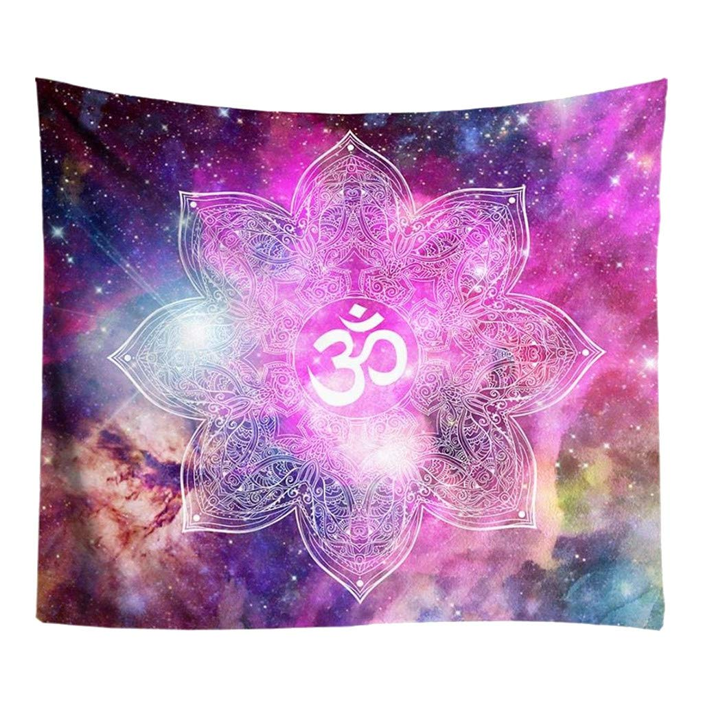 Ruxuan88 Simple Creatives Printing Home Tapestry Wall Hanging Wall Art Throw Blanket for Kids Bedroom Living Room Dorm,130X150cm